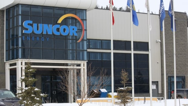 Suncor, with its office in Fort McMurray shown, is Canada's largest energy company.