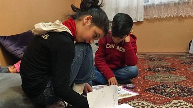 Kurdi children Istanbul