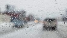 Winter weather rain freezing