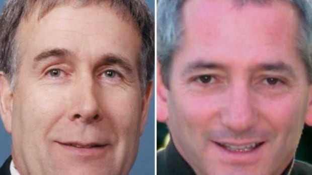 A Calgary judge found Ben Karmel (left) was wrongfully dismissed from his job as the principal of the Calgary Jewish Academy after board chair Eric Kettner (right) led an 18-month campaign to oust him.