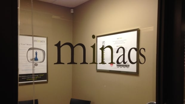 Minacs call centre in Fredericton has announced it's shutting down by Jan. 29, 2016.