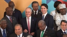 Government announces $2.65B to help developing countries fight climate change