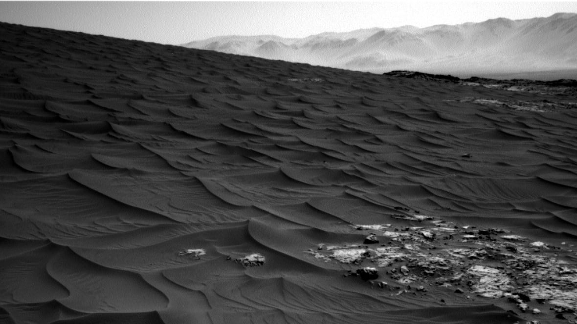 mars rover draws in sand - photo #8