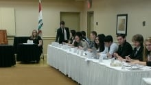 Rotary Youth Parliament