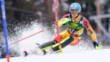Canadian women at the FIS World Cup