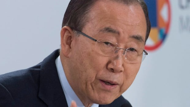 United Nations Secretary-General Ban Ki-moon said attempts to demonize refugees are 'not only offensive; they are factually incorrect.'