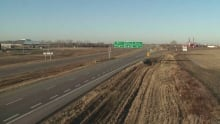 Saskatchewan Highway - Moose Jaw
