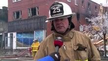 Marc Robichaud, Bathurst deputy fire chief