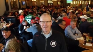 Bernie Ash, CEO of Ottawa Sports and Entertainment Group