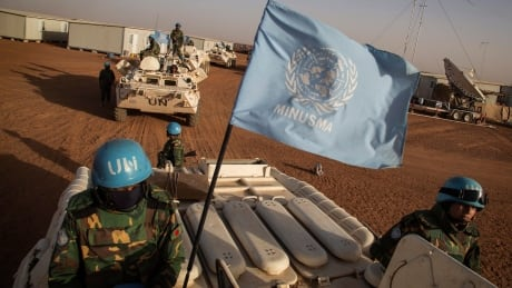 United Nations Peacekeeping in Peril