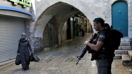 ISRAEL-PALESTINIANS/