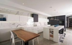 Kitchen in Winnipeg home named best in a world