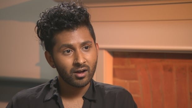 Youth counsellor Ronnie Ali says he provides a safe space for LGBT refugees to talk about the violence they've experienced overseas.