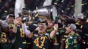 Eskimos defeat Redblacks to win Grey Cup