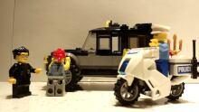 Lego heists in Squamish