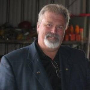 Hornepayne Mayor Morley Forster