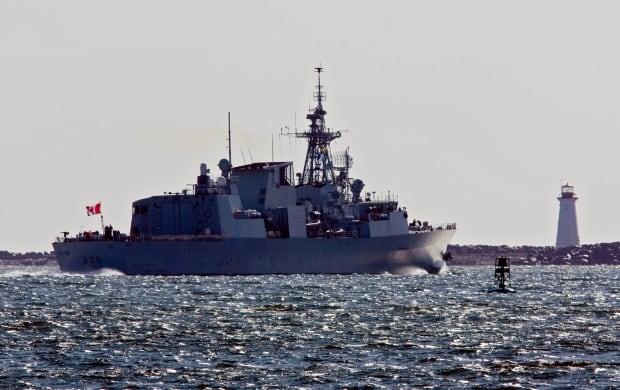 Libya Canada Military 20110302