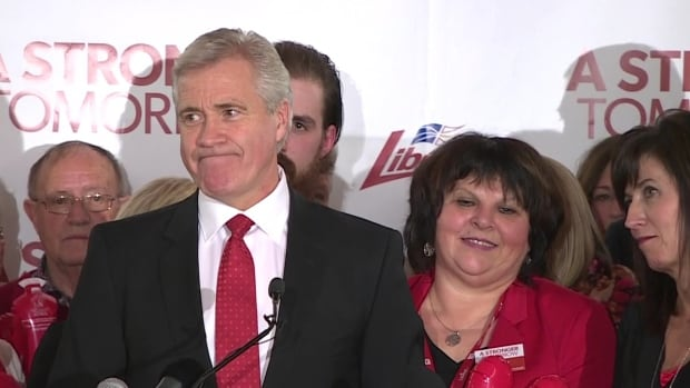 Premier-designate Dwight Ball acknowledges the Liberals have much to do in dealing with Newfoundland and Labrador's economy.