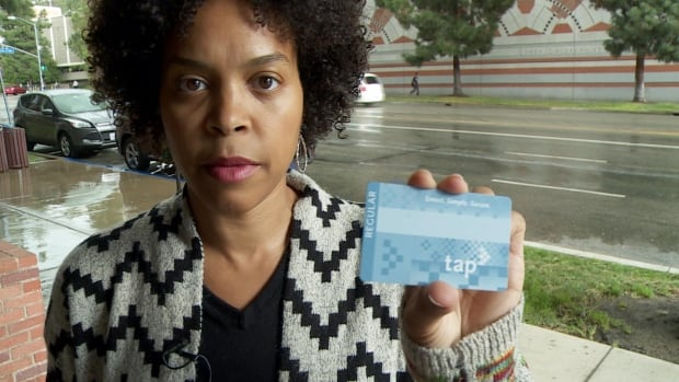 University of California student Nicky Parish has a new metro rail card to ride public transit, a small change in daily life that is the kind of action that could be effective in the larger efforts to combat climate change.
