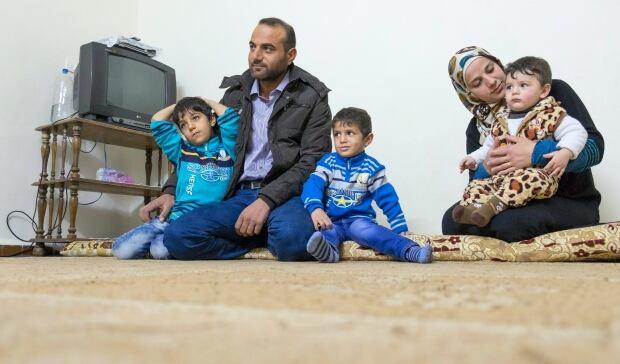 Canada Refugees 20151130