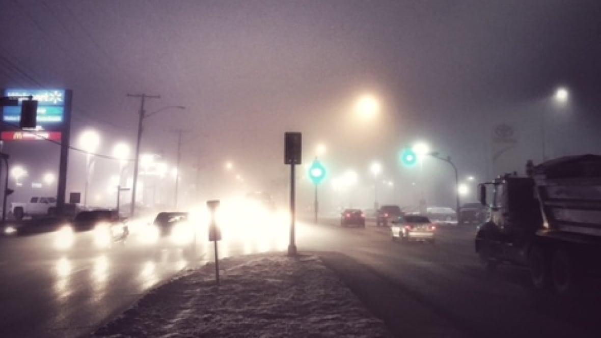 Fog Weather Advisory For Waterloo Region, Guelph Sunday