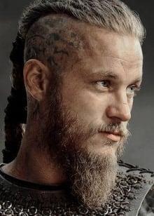 Ragnar Lothbrok from Vikings tv show