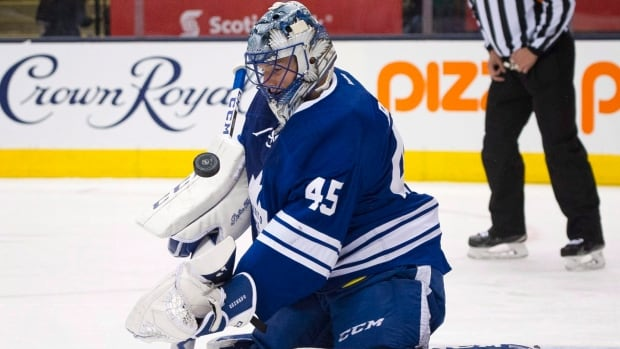 Jonathan Bernier Headed To Minors For Conditioning Nhl