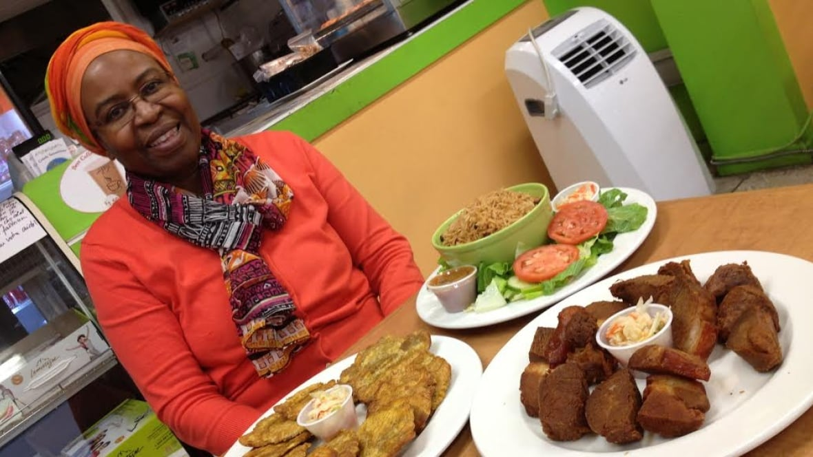 Haitian Restaurant Edmonton
