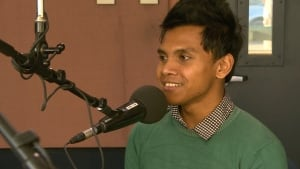 Hazim Ismail is appealing for financial help to stay in Canada.