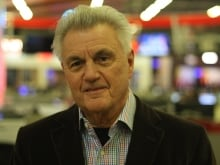 John Irving says his 14th novel, Avenue of Mysteries, was his quickest ever to write, though it sat as a screenplay for 25 years.