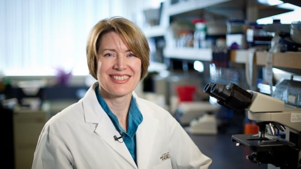 Dr. Marianne Sadar, a B.C. cancer researcher,  helped develop a new prostrate cancer drug that is aimed at men whose previous treatment for the disease failed.