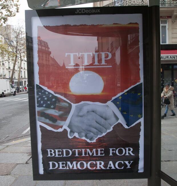 Brandalism TTIP