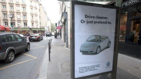 Volkswagen Brandalism