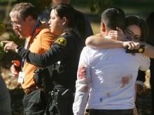 APTOPIX California Shootings