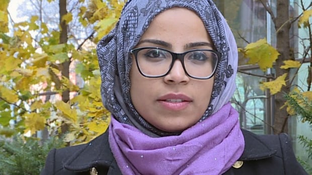 Sundus A. said she was worried her hijab would make her a target for abuse, but was still shocked when she was sworn at on a city bus while nobody stepped in to defend her.