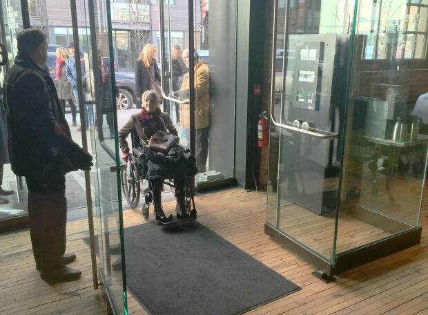 Druh Farrel Wheelchair