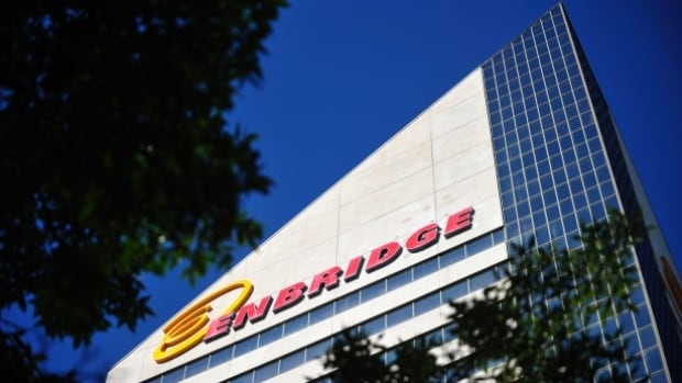 Enbridge says it's not giving up on building the controversial Northern Gateway pipeline across British Columbia.