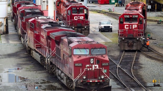 Norfolk Southern Corp.'s board is rejecting a merger proposal from Canadian Pacific Railway. The Virginia-based company says the plan floated by Canada's second-largest railway is 'grossly inadequate.'