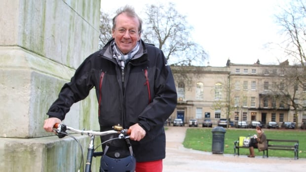 Bristol Mayor George Ferguson decided years ago to ditch his car and travel everywhere by bicycle.