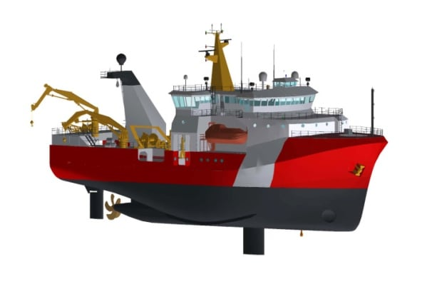 Offshore Fisheries Science Vessels