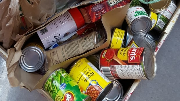 Dr. Judy Haiven believes that while there's nothing wrong with food banks, it does nothing to fix a larger problem.