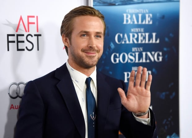 "2015 AFI Fest - ""The Big Short"" - Arrivals"