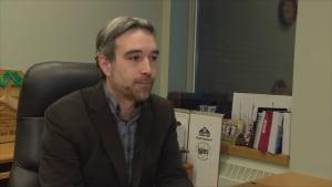 Yellowknife Mayor Mark Heyck