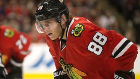 Blackhawks Beat Jets, Kane Sets Team Point Streak Record