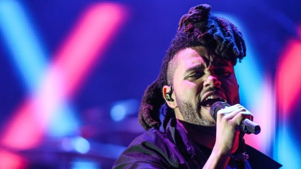 Toronto's own The Weeknd is in the running for several Grammy awards, including album of the year.