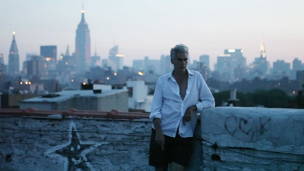 Mark is a former male model-turned-fashion-photographer who spent years secretly roughing it on New York rooftops.