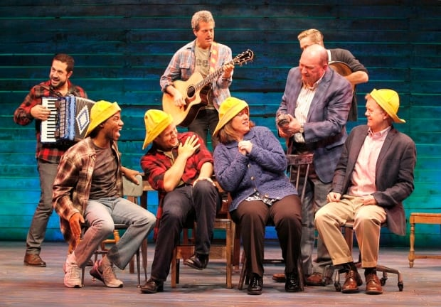 Company of Come From Away - 1