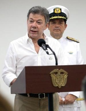 Colombia Historic Shipwreck