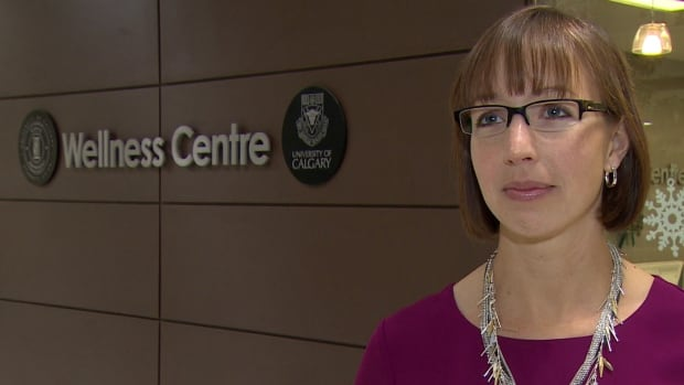 Jennifer Thannhauser, a registered psychologist at the SU Wellness Centre, says many students seeking support are working multiple jobs and stressed out by trying to afford living in Calgary while paying for tuition and keeping up with their studies.