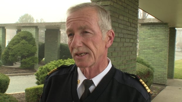 Windsor Fire Chief Bruce Montone says his department is hiring up to 12 firefighters.